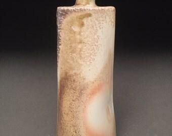 Woodfired Porcelain Bottle