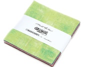 Grunge fabric charm pack 5 inch squares by BasicGrey for Moda Fabric