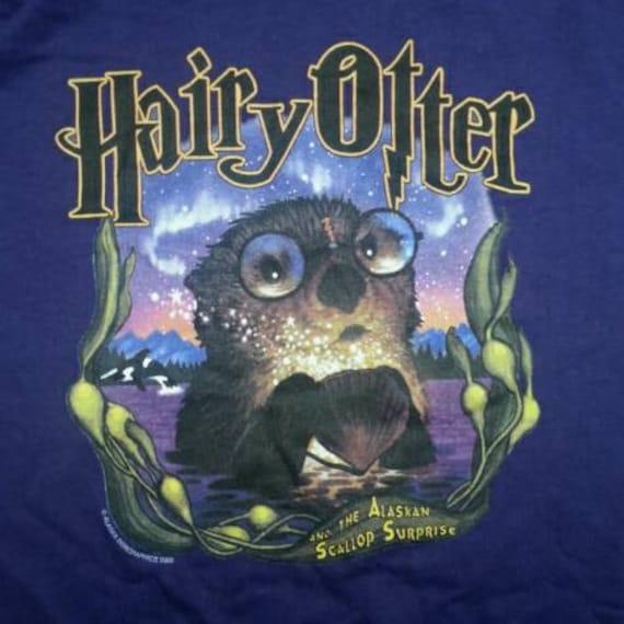 Hairy Otter T-Shirts & Shirt Designs Zazzle
