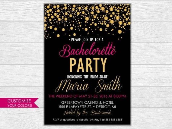 Bachelorette party invite, bachelorette party invitation, bachelorette invitation, printable invite printable invitation girls night wedding