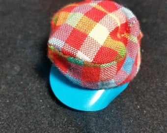 Vintage barbie Golfing greats hat