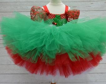 Christmas Tutu Dress