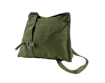 Vintage Messenger Bags | Etsy