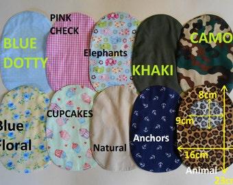 Ileostomy Colostomy Urostomy Stoma Pouch Cover any fabric/pouch type