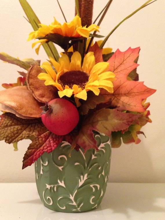 Thanksgiving Floral Vases Centerpieces Thanksgiving Wikii