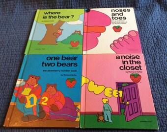 4 Richard Hefter Strawberry Books