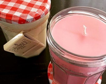 Jelly Jar Candle