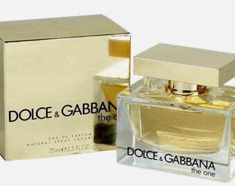 Dolce & Gabbana The One Perfume 2.5 oz