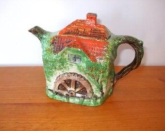 Water Mill teapot