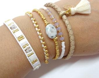 Minimalist bracelet ,dainty bracelet ,bracelet stack ,delicate bracelet ,friendship bracelet ,beaded bracelet ,thin bracelet ,boho chic