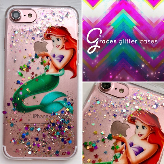 coque iphone 6 disney ariel