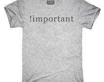 Css Important Declaration T-Shirt, Hoodie, Tank Top, Sleeveless