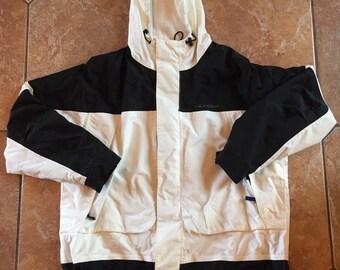 90s Tommy Hilfiger jacket waterstop