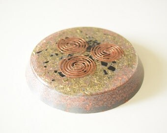 Orgonite Lemurain Charging Plate Medium