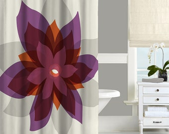 View SHOWER CURTAINS by DesignbyJuliaBars on Etsy