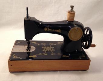 Sewing Machine Vintage Toy