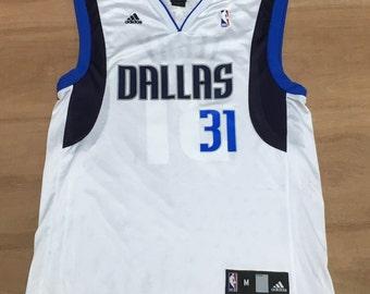 Dallas Mavericks - Size M - Jason Terry - Adidas - NBA Basketball Jersey