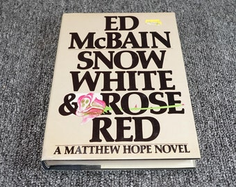 Snow White And Rose Red By Ed Mcbain C.1970