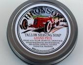 Bronson Tallow Shaving Soap  - Grand Prix - 4oz