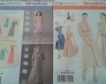Simplicity Patterns 1950's Retro