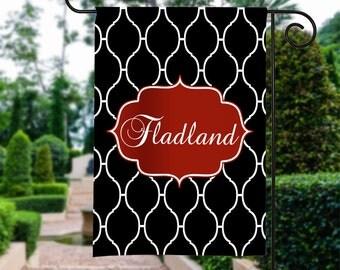 Personalized Garden Flag, Garden Flag, Monogram Garden Flag, Monogram Flag, Garden Sign, Wedding Gift, Housewarming Gift, Custom Home Decor