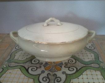 Ancient bowl 1800 s.c. brand Ginori