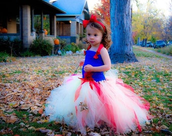 Snow White dress up costume