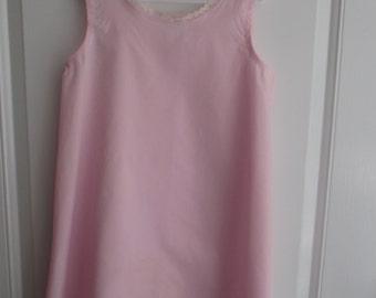 Slip for Girls' Heirloom Dresses