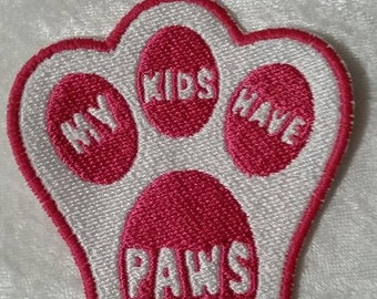 My Kids Have Paws Bunny Patch