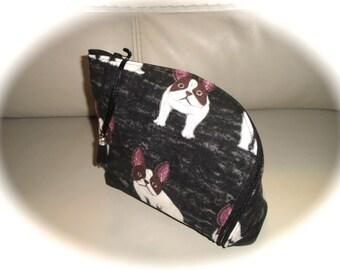 Original Kit black patterned french bulldog