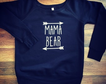 Mama Bear sweater|sweatshirt|tshirt|mom gift