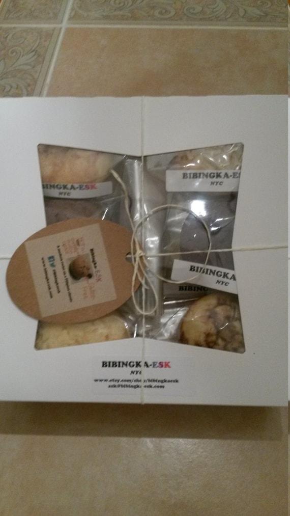 Bingky - Bakers Dozen (13 Bingkys - medium sized bibigkas) Gluten Free Filipino Baked Goods