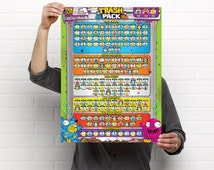 Trash Pack - Series 1 Collector's Poster