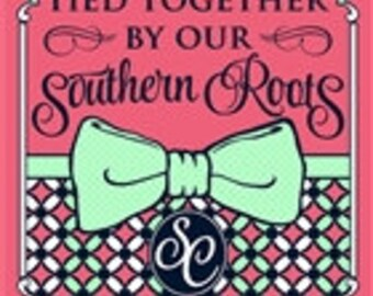 Like Simply Southern, Southern Couture, Tied Together by our Southern Roots, Watermelon,  Comfort Collection,  Long Sleeve, Short Sleeve