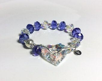 Amor Crystal Bracelet