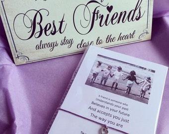 Best friend gift set