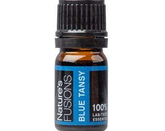 Blue Tansy Essential Oil 5ml or 15ml - Tanacetum Annum - 100% Pure