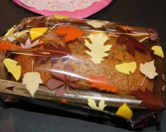 Pumpkin Bread - Serves 3-4, homemade, baked goods, edible gift, Harvest gift, made to order, Fall dessert, Teacher gift, housewarming gift
