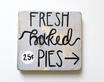 Sale!!! Fresh baked pies