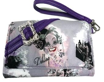 Disney's Cruella Wristlet