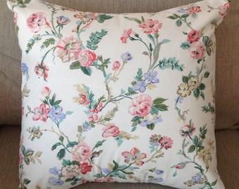 Large Laura Ashley cushion covers