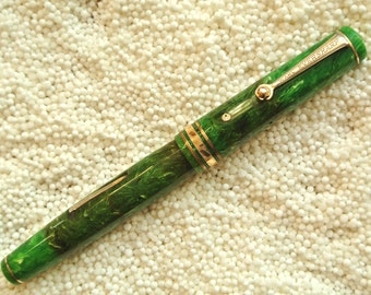 Wahl Equipoise fountain pen with a Gold Seal nib
