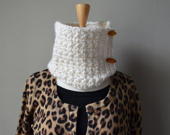 Athena Neckwarmer - Size Adult - *MADE TO ORDER*