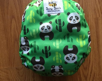 NewBorn Cloth Diaper (Happy Panda)