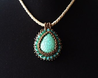 Peyote Necklace