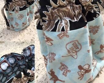 Drawstring Bag - Giddy Up