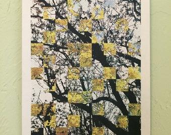 Bloom Screen print