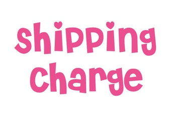 Shipping Charge 3-5 Days