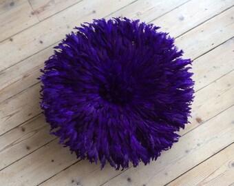 Juju dark purple hat