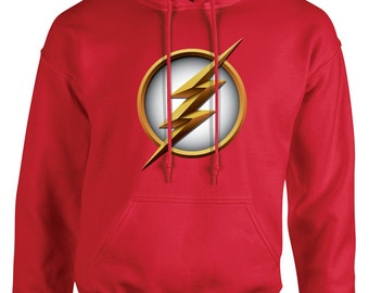 The Flash Pullover Hooded Sweater